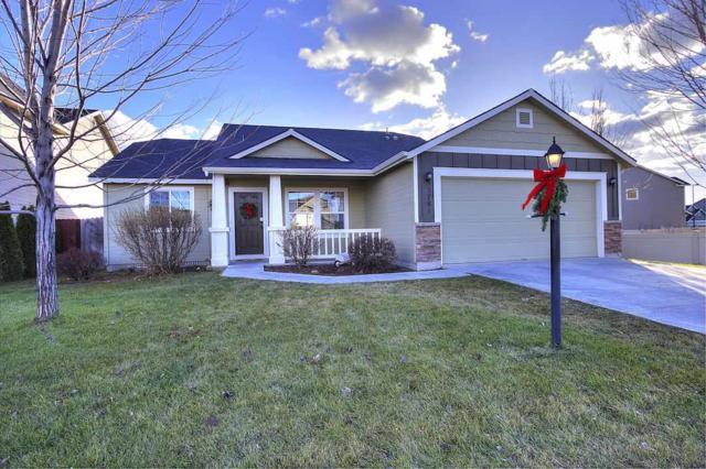 2781 W Tango Creek Dr, Meridian, ID 83646 (MLS #98677373) :: Jon Gosche Real Estate, LLC