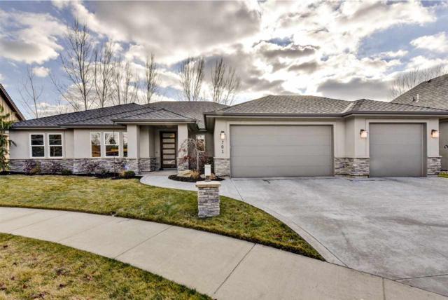 701 E Lake Brook, Eagle, ID 83616 (MLS #98677587) :: Jon Gosche Real Estate, LLC