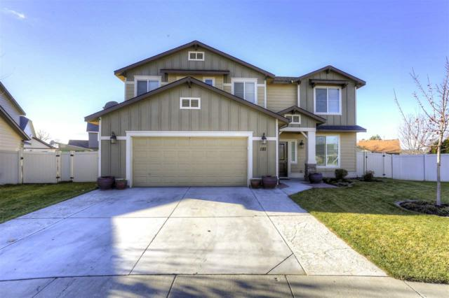 1181 W Creekbury Dr, Meridian, ID 83646 (MLS #98677680) :: Jon Gosche Real Estate, LLC