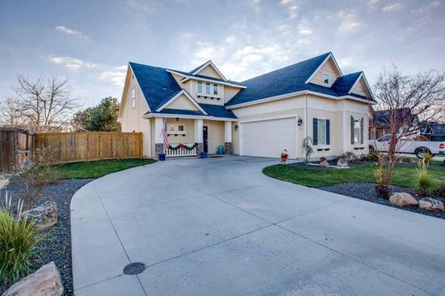 751 E Washakie St., Meridian, ID 83646 (MLS #98677687) :: Jon Gosche Real Estate, LLC