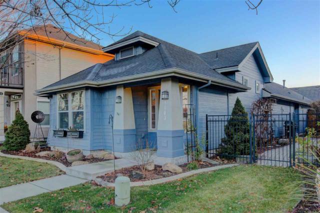 1403 E Village Green Street, Meridian, ID 83646 (MLS #98677705) :: Jon Gosche Real Estate, LLC