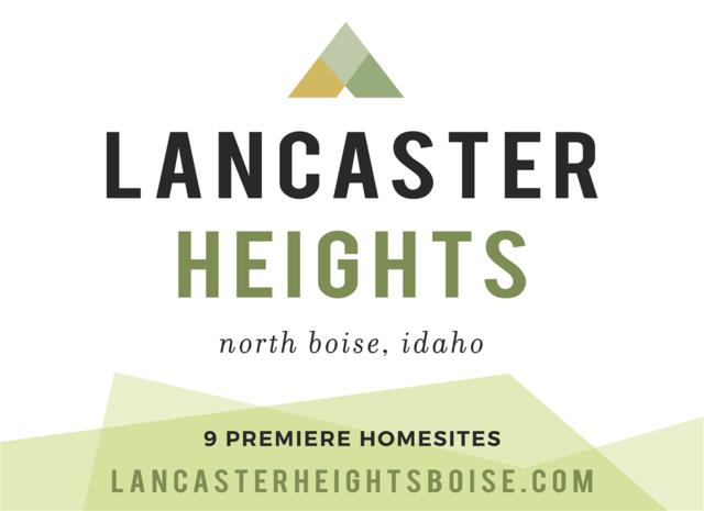 TBD N Lancaster Place, Boise, ID 83702 (MLS #98677817) :: Jon Gosche Real Estate, LLC
