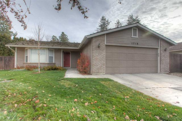 1718 Berkeley Lane, Boise, ID 83705 (MLS #98678012) :: Juniper Realty Group