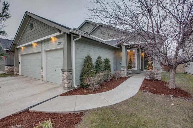 1702 E Bowstring St, Meridian, ID 83642 (MLS #98678024) :: Juniper Realty Group