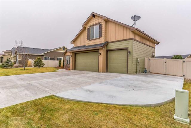12626 S Carriage Hill Way, Nampa, ID 83686 (MLS #98678046) :: Front Porch Properties