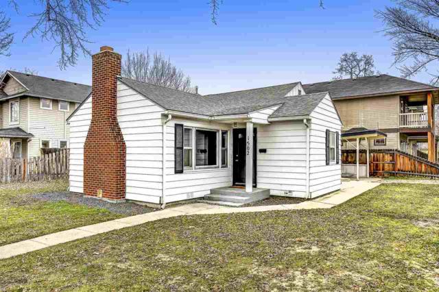 1502 W Warren Street, Boise, ID 83706 (MLS #98678049) :: Front Porch Properties