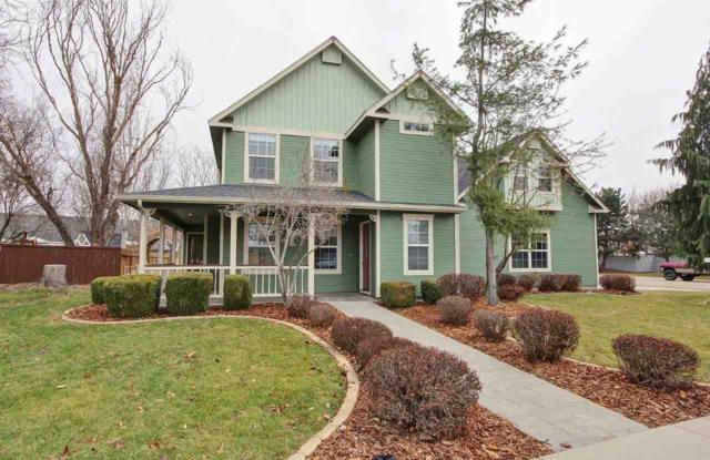 3000 N Glennfield Way, Meridian, ID 83646 (MLS #98678063) :: Front Porch Properties