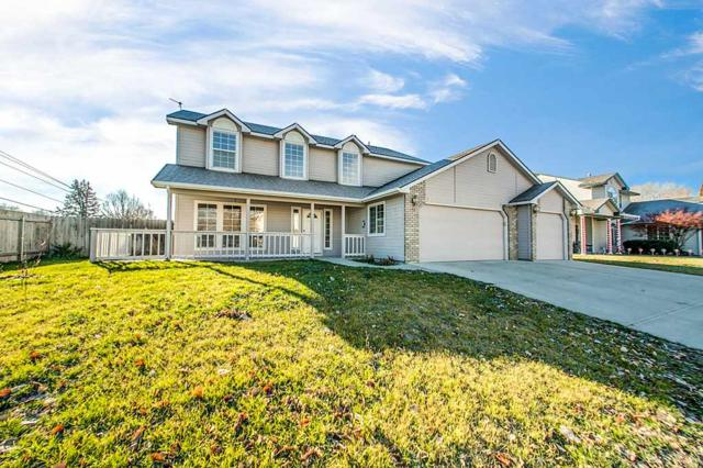 1549 E Lake Creek, Meridian, ID 83642 (MLS #98678078) :: Front Porch Properties