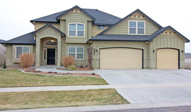 2867 N Ridge Haven Way, Meridian, ID 83646 (MLS #98678084) :: Broker Ben & Co.