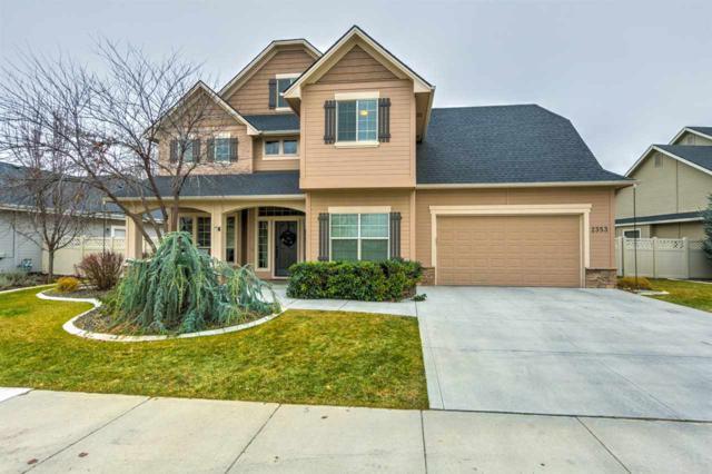 2353 W Los Flores Drive, Meridian, ID 83646 (MLS #98678109) :: Broker Ben & Co.