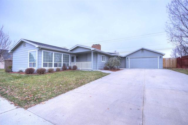 596 E Edgar St, Meridian, ID 83642 (MLS #98678213) :: Broker Ben & Co.
