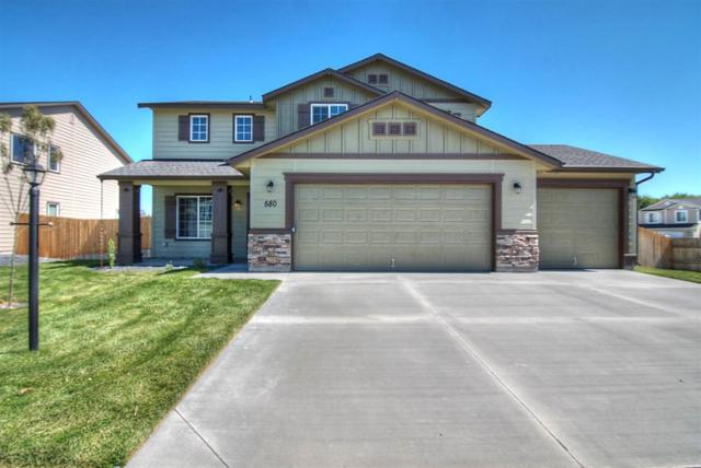 4877 S Pinto Ave., Boise, ID 83709 (MLS #98678522) :: Zuber Group