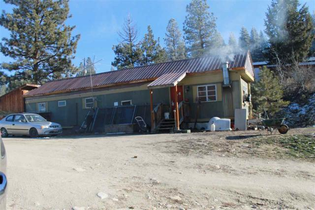 302 Elk Creek Rd, Idaho City, ID 83631 (MLS #98678549) :: Expect A Sold Sign Real Estate Group