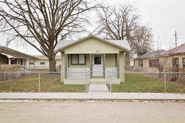 504 E Bates Ave., Parma, ID 83669 (MLS #98679016) :: Zuber Group
