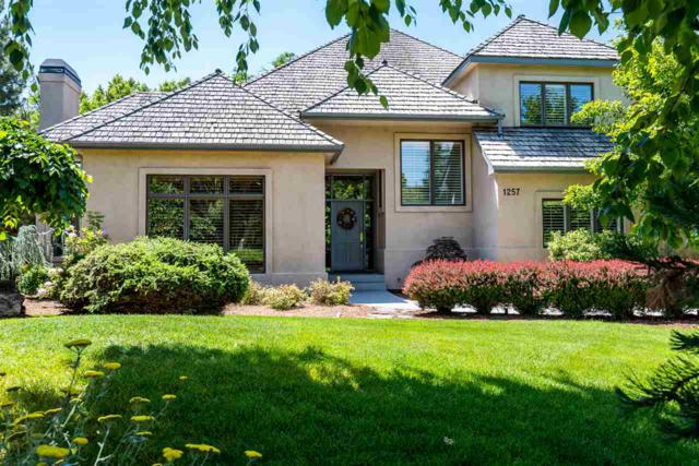 1257 E Brightwater, Boise, ID 83706 (MLS #98679357) :: Jon Gosche Real Estate, LLC
