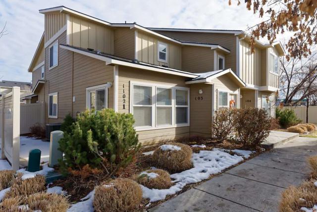 11021 W Garverdale #103, Boise, ID 83713 (MLS #98679407) :: Jon Gosche Real Estate, LLC