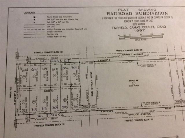 305 W Spruce Ave., Fairfield, ID 83327 (MLS #98679547) :: Juniper Realty Group