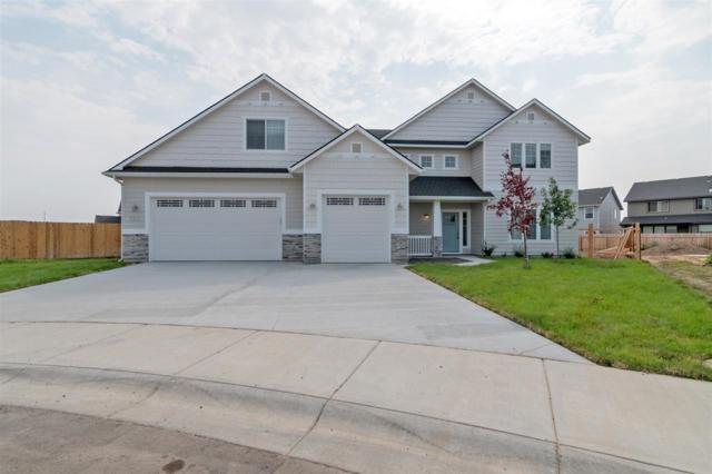1831 S Cobble Ave., Meridian, ID 83642 (MLS #98679727) :: Zuber Group