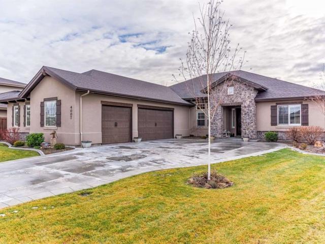 4007 W Greenspire Drive, Meridian, ID 83646 (MLS #98679758) :: Juniper Realty Group