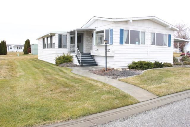 450 Poleline Road #157, Twin Falls, ID 83301 (MLS #98679836) :: Jon Gosche Real Estate, LLC
