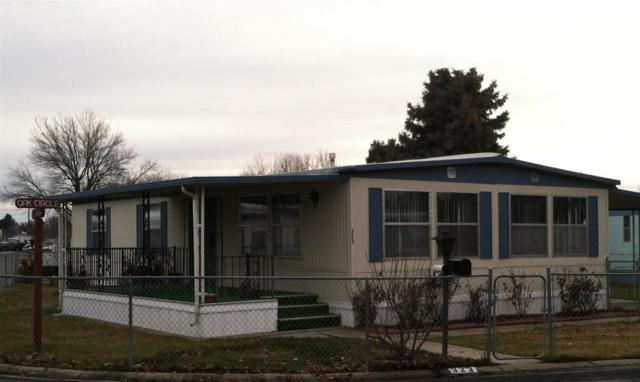 323 N Oak Circle, Boise, ID 83713 (MLS #98680084) :: Jon Gosche Real Estate, LLC