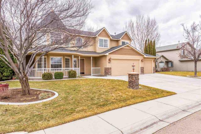 505 War Eagle Way, Nampa, ID 83686 (MLS #98680130) :: Boise River Realty