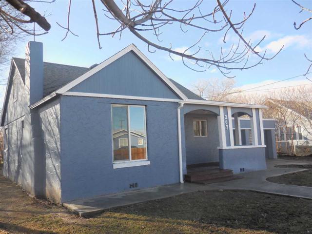 207 Anderson St, Caldwell, ID 83605 (MLS #98680154) :: Jon Gosche Real Estate, LLC