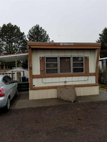 281 Caswell Ave W #39 Space #A-1, Twin Falls, ID 83301 (MLS #98680172) :: Boise River Realty