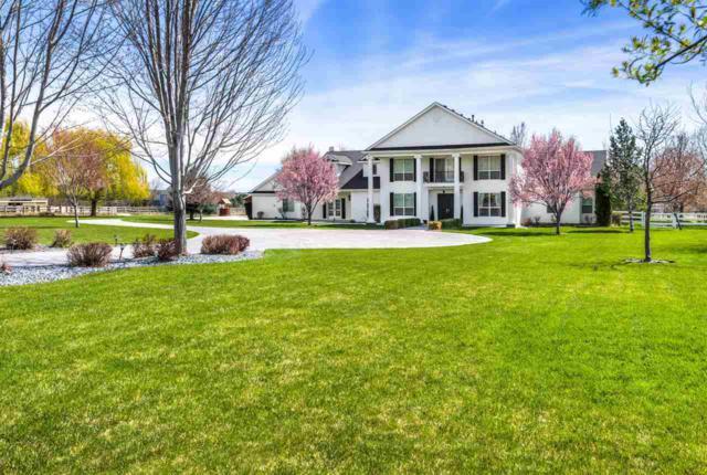 1097 E Valli Hi Ln, Eagle, ID 83616 (MLS #98680189) :: Jon Gosche Real Estate, LLC