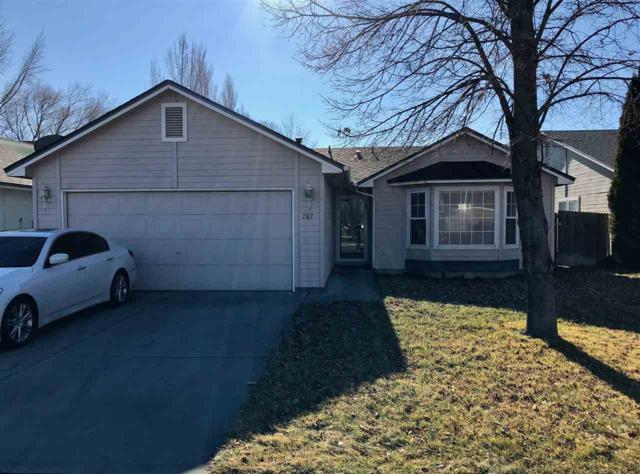 787 West 8th South, Mountain Home, ID 83647 (MLS #98680209) :: Zuber Group