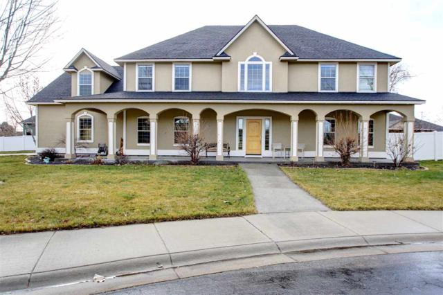 8125 S Legolas Pl, Boise, ID 83709 (MLS #98680354) :: Michael Ryan Real Estate