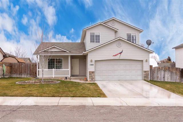 1380 N Dredge Ave, Kuna, ID 83634 (MLS #98680737) :: Jon Gosche Real Estate, LLC
