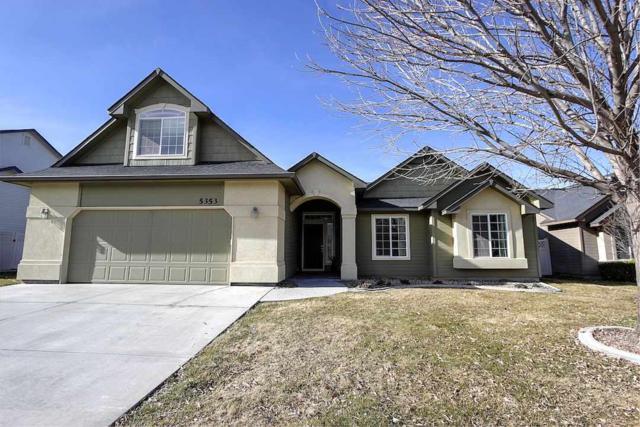 5353 N Cortona Way, Meridian, ID 83646 (MLS #98681628) :: Jon Gosche Real Estate, LLC