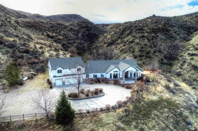 7 Spring Creek Rd, Horseshoe Bend, ID 83629 (MLS #98681788) :: New View Team