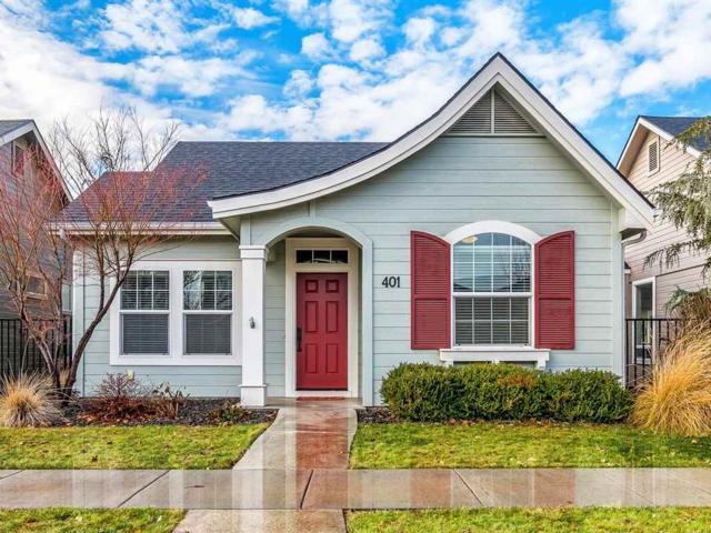 401 W Valentino, Meridian, ID 83646 (MLS #98681925) :: Build Idaho