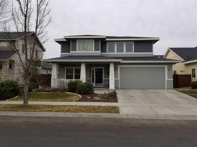 849 W Cagney Dr, Meridian, ID 83646 (MLS #98682182) :: Build Idaho