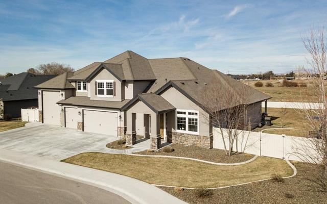 3708 E Darlington Dr, Meridian, ID 83642 (MLS #98682300) :: Jon Gosche Real Estate, LLC