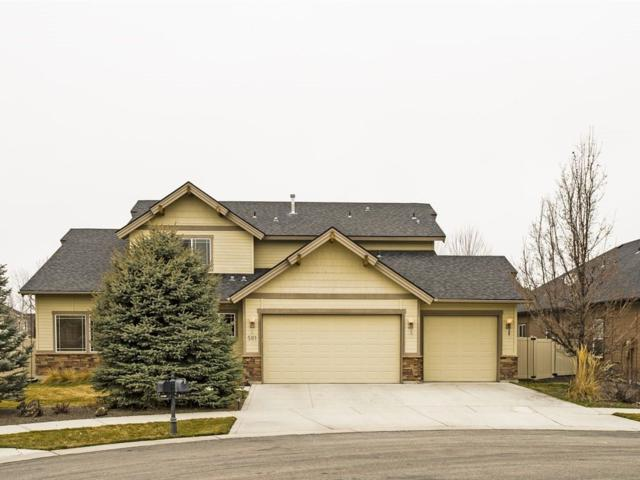 581 N Devon Place, Star, ID 83669 (MLS #98682531) :: Build Idaho