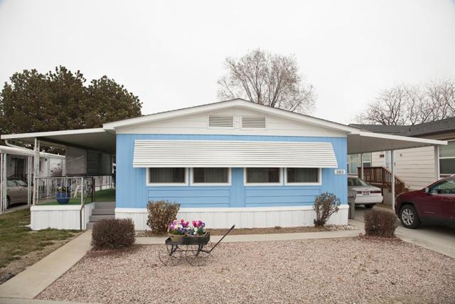 385 Silver City Dr, Boise, ID 83713 (MLS #98682597) :: Zuber Group