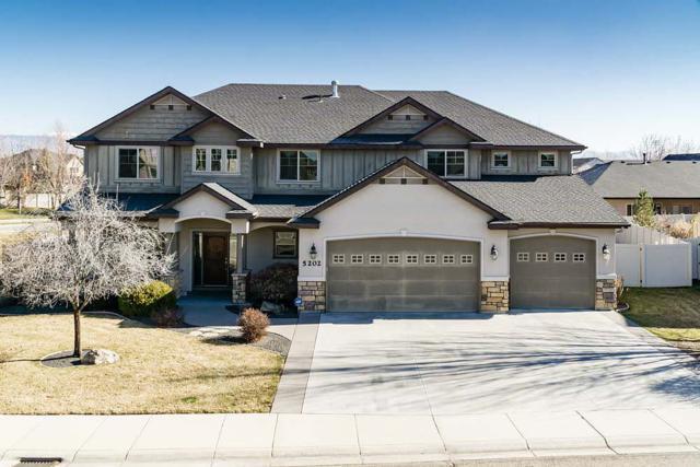 5202 N Morninggale Way, Boise, ID 83713 (MLS #98682641) :: Zuber Group