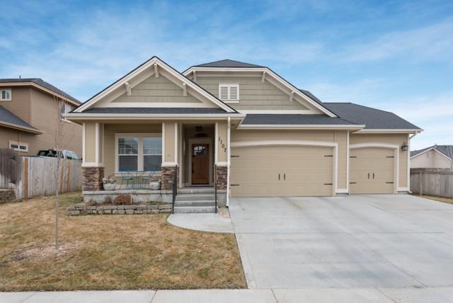 1107 W Crenshaw St., Kuna, ID 83634 (MLS #98682692) :: Build Idaho
