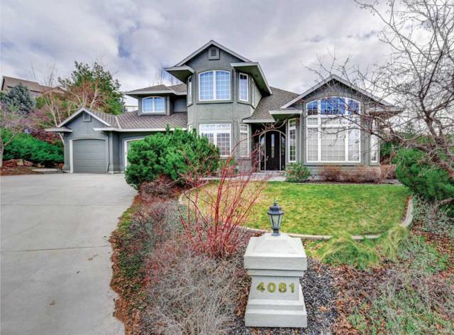 4081 W Quail Ridge Dr, Boise, ID 83703 (MLS #98682878) :: Zuber Group