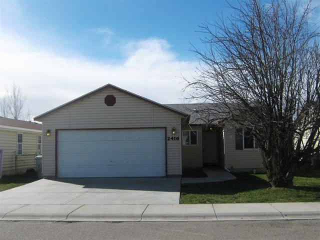 2416 Cardinal Dr, Caldwell, ID 83605 (MLS #98683004) :: Build Idaho