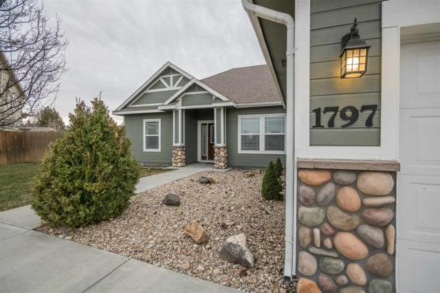 1797 W Potosi Way, Kuna, ID 83634 (MLS #98683133) :: Michael Ryan Real Estate