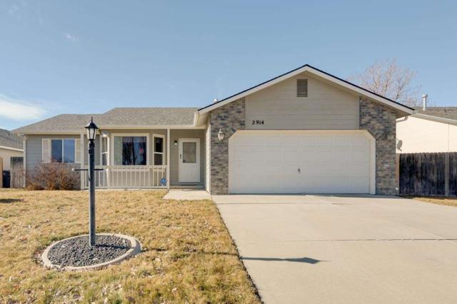 2914 Sheffield Ln, Caldwell, ID 83065 (MLS #98683161) :: Jon Gosche Real Estate, LLC
