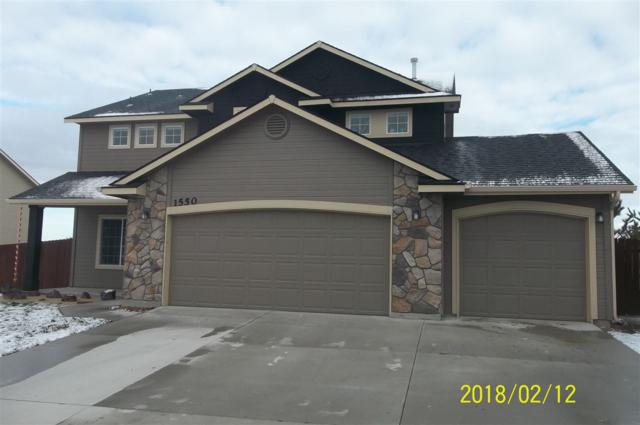 1550 NE Urwin, Mountain Home, ID 83647 (MLS #98683192) :: Jon Gosche Real Estate, LLC
