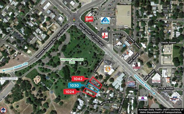 1024 N Clover Drive, Boise, ID 83703 (MLS #98683220) :: Zuber Group