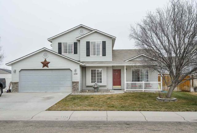 1174 Lionheart Street (Aka: 1174 W 3rd Street North), Middleton, ID 83644 (MLS #98683258) :: Jon Gosche Real Estate, LLC