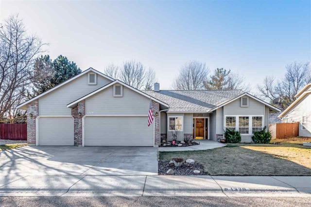 1379 E Trevino, Eagle, ID 83616 (MLS #98683323) :: Michael Ryan Real Estate