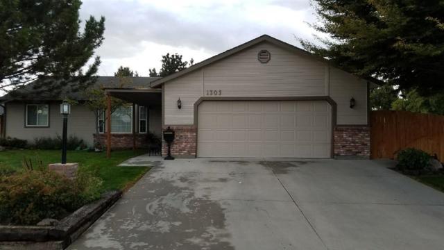 1303 Amber Pl, Nampa, ID 83651 (MLS #98683340) :: Michael Ryan Real Estate